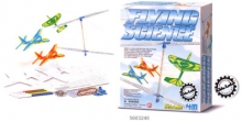 la scienza del volo kit scientifico 4m kidz lab 00-03240 - Flying Science