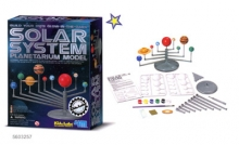 planetario 4M kit scientifico didattico 03257 KidzLabs Solar System Planetarium Model