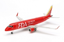 FUJI DREAM AIRLINE EMBRAER 175 1/100 TAMIYA 92197