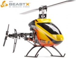 blade 500 x bnf nuovo elicottero e-flite 3d flybarless offerta con 2 lipo fullpower 6s 2600 30c