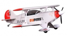 aeromodello fms pitts con apertura alare di mm 1400