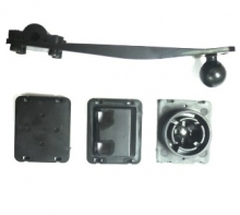 FRSKY supporto monitor DHT-U/FLD-02