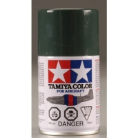 Spray AS Tamiya Aircraft